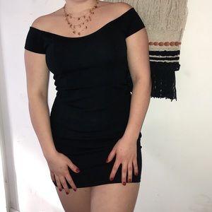 Black body con dress Toby